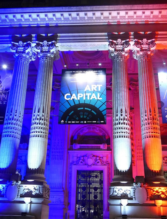 Grand Palais Artcapital2019